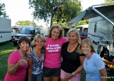 Rv and tent camping with activities from Los Angeles